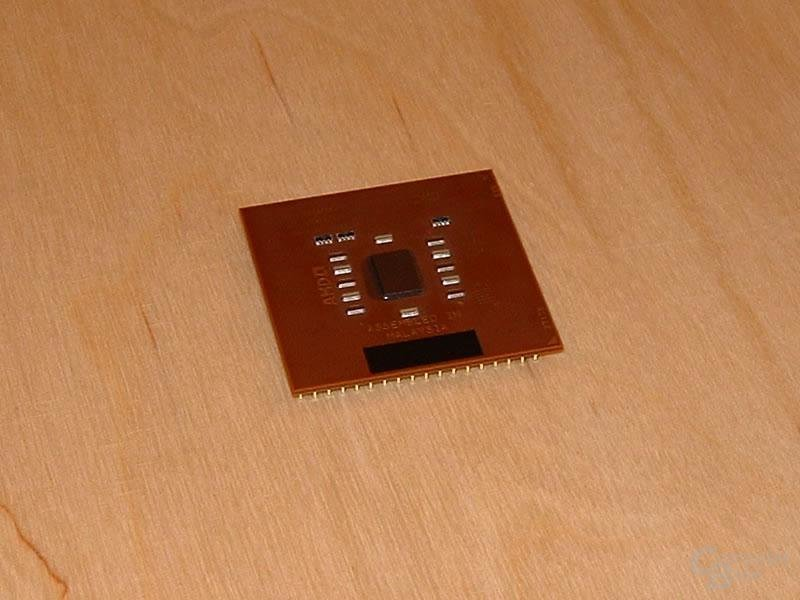 AMD Athlon XP mit Thoroughbred-Kern