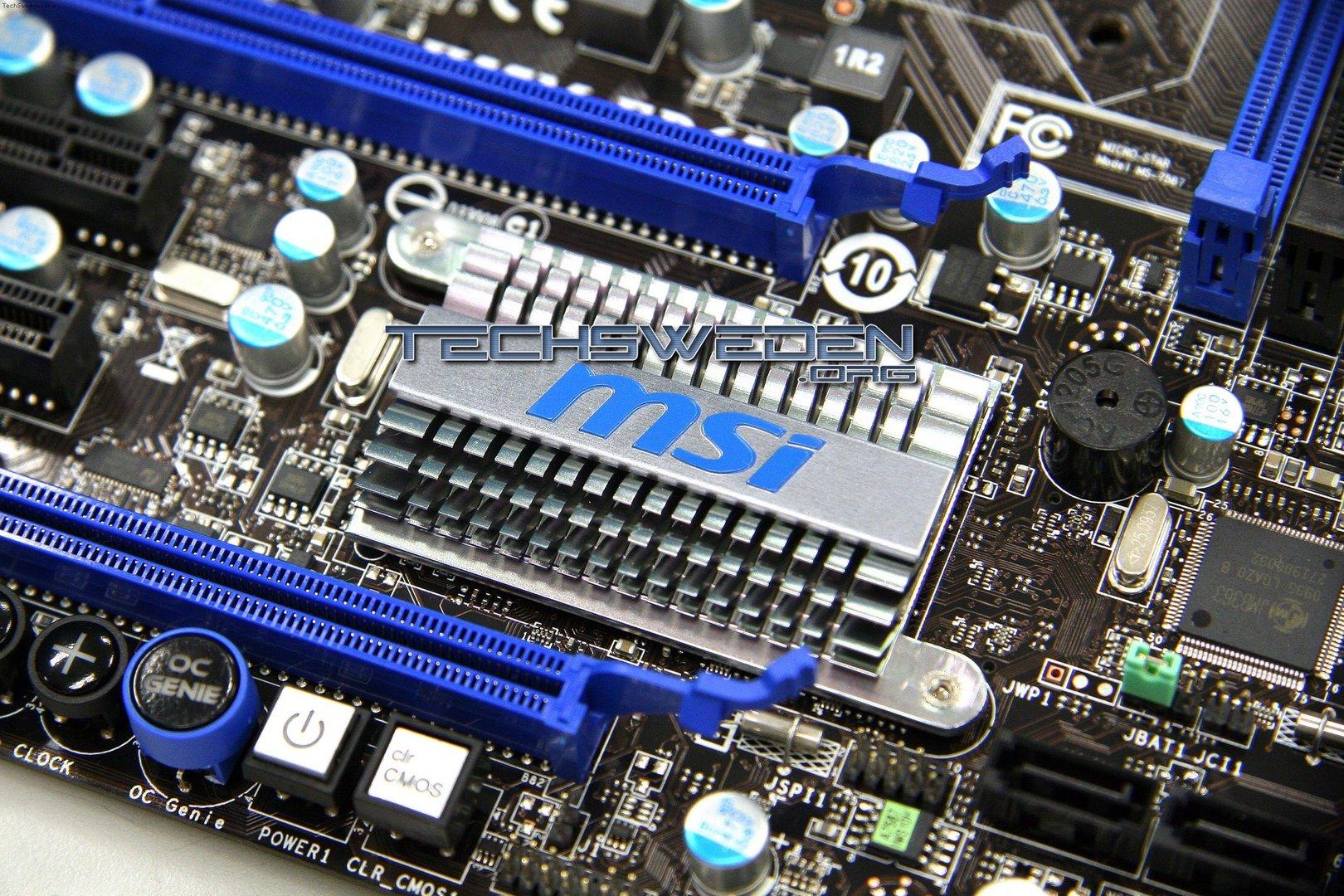 MSI H57M-ED65
