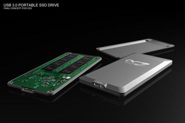OCZ SSD für USB 3.0