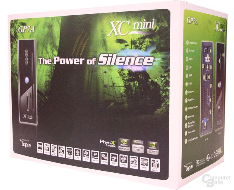 AOpen XC Mini GP7A-HD