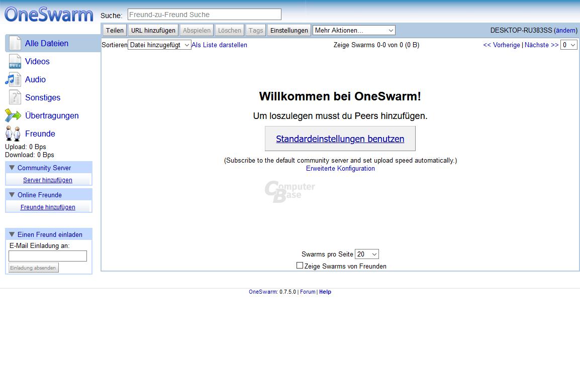 OneSwarm – Mac OS X – Mozilla Firefox