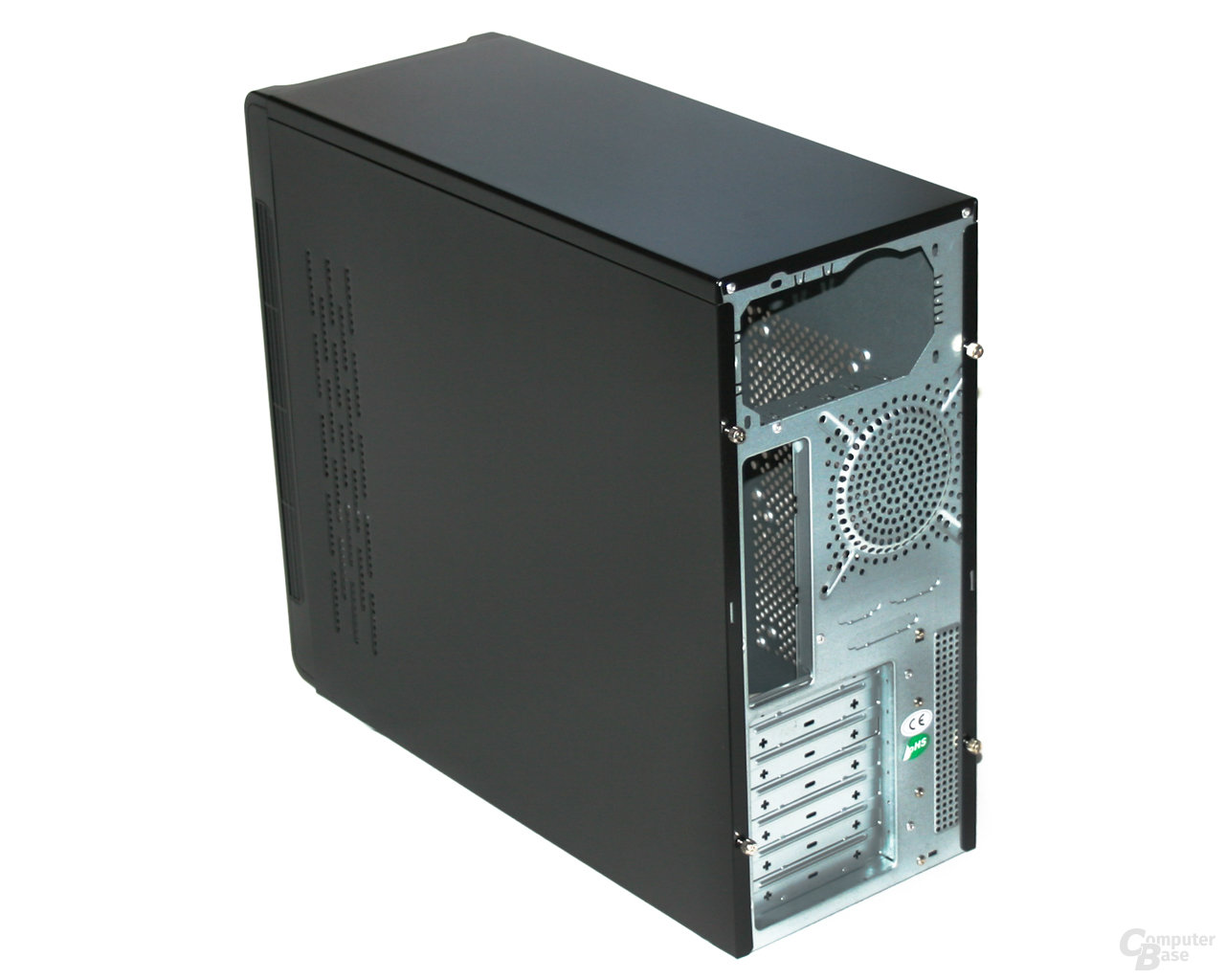Cooltek CT-K4 – Rückseite rechts