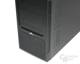 Cooltek CT-K4 – Lufteinlass