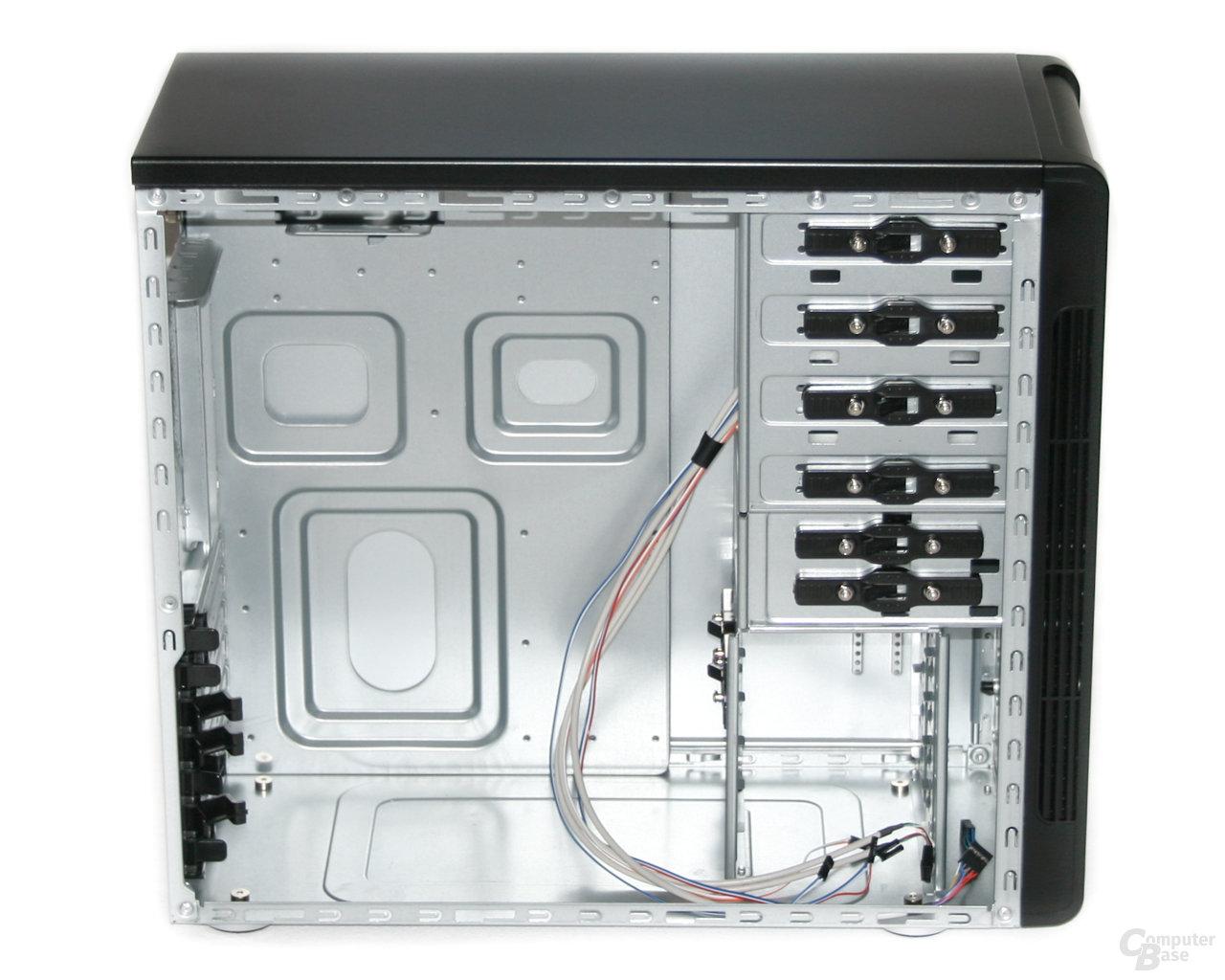 Cooltek CT-K4 – Innenraum