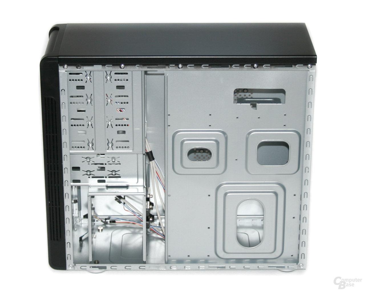 Cooltek CT-K4 – Innenansicht rechts