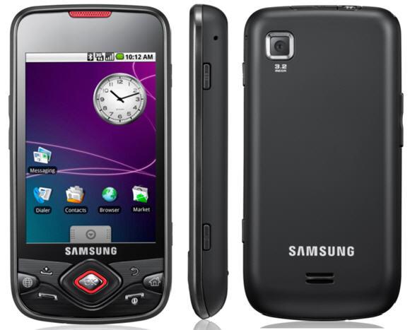 Samsung GalaxySPICA I5700