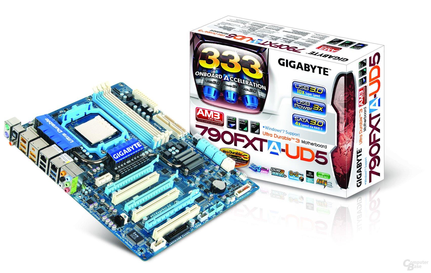 Gigabyte 790FXTA UD5