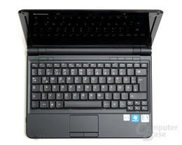 IdeaPad S12 ION: Tastatur
