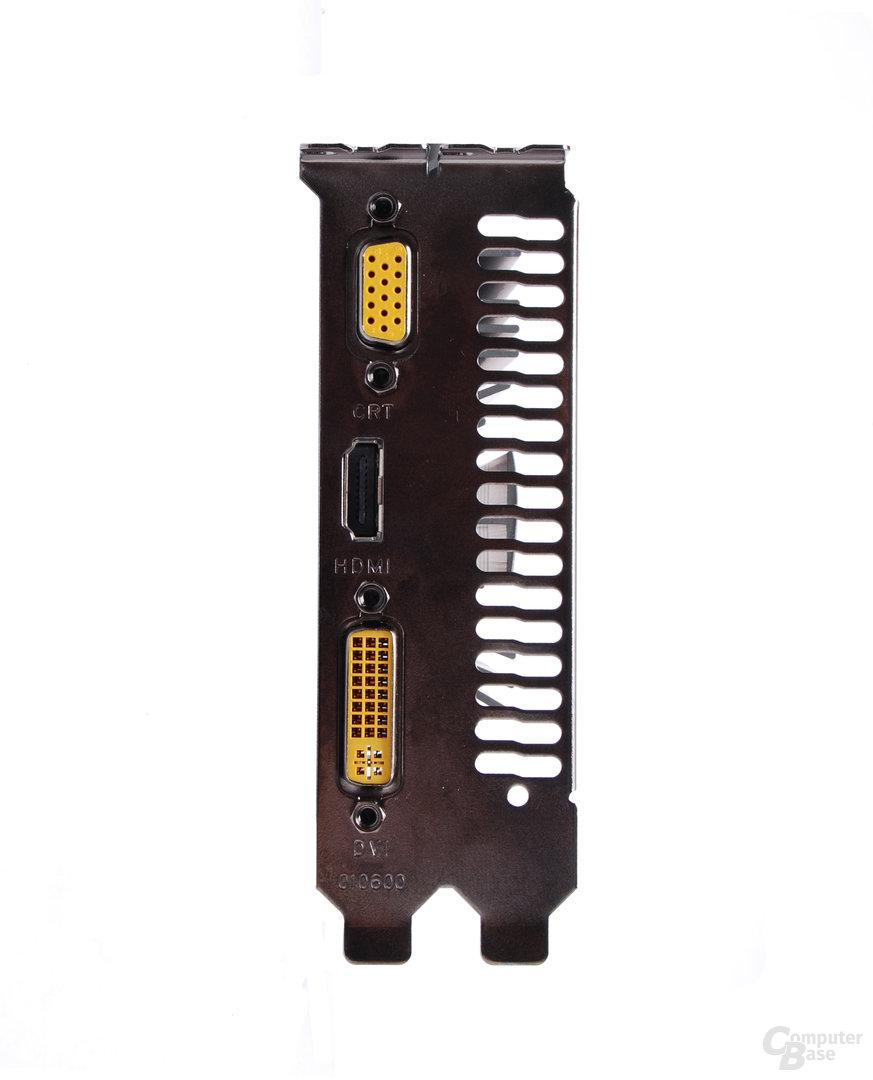 Zotac GeForce GT 220 Zone Edition (Bild 4/4) - ComputerBase