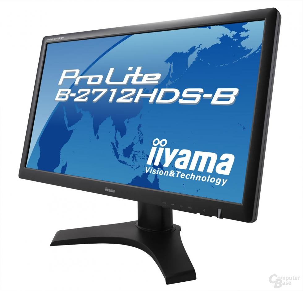 iiyama ProLite B2712HDS-B