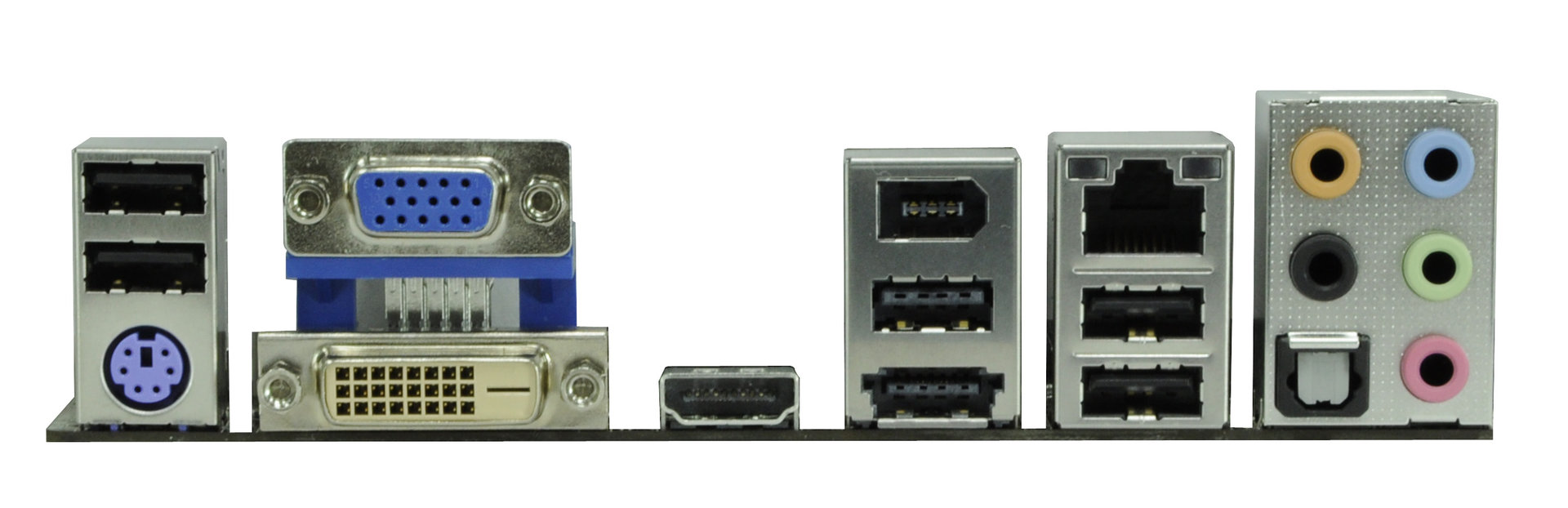 H55M Pro I/O-Panel