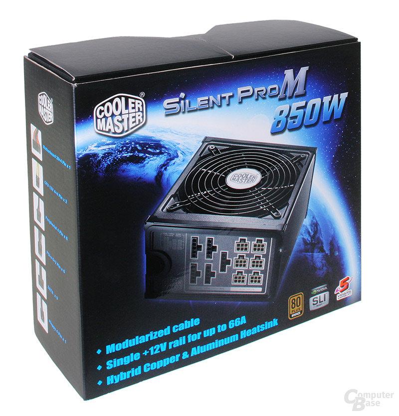 Cooler Master Silent Pro 850 und 1.000 Watt