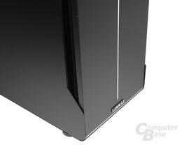 Lian Li TYR Super-Case PC-X2000BW – Schriftzug