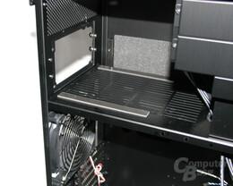 Lian Li TYR Super-Case PC-X2000BW – Netzteilentkopplung