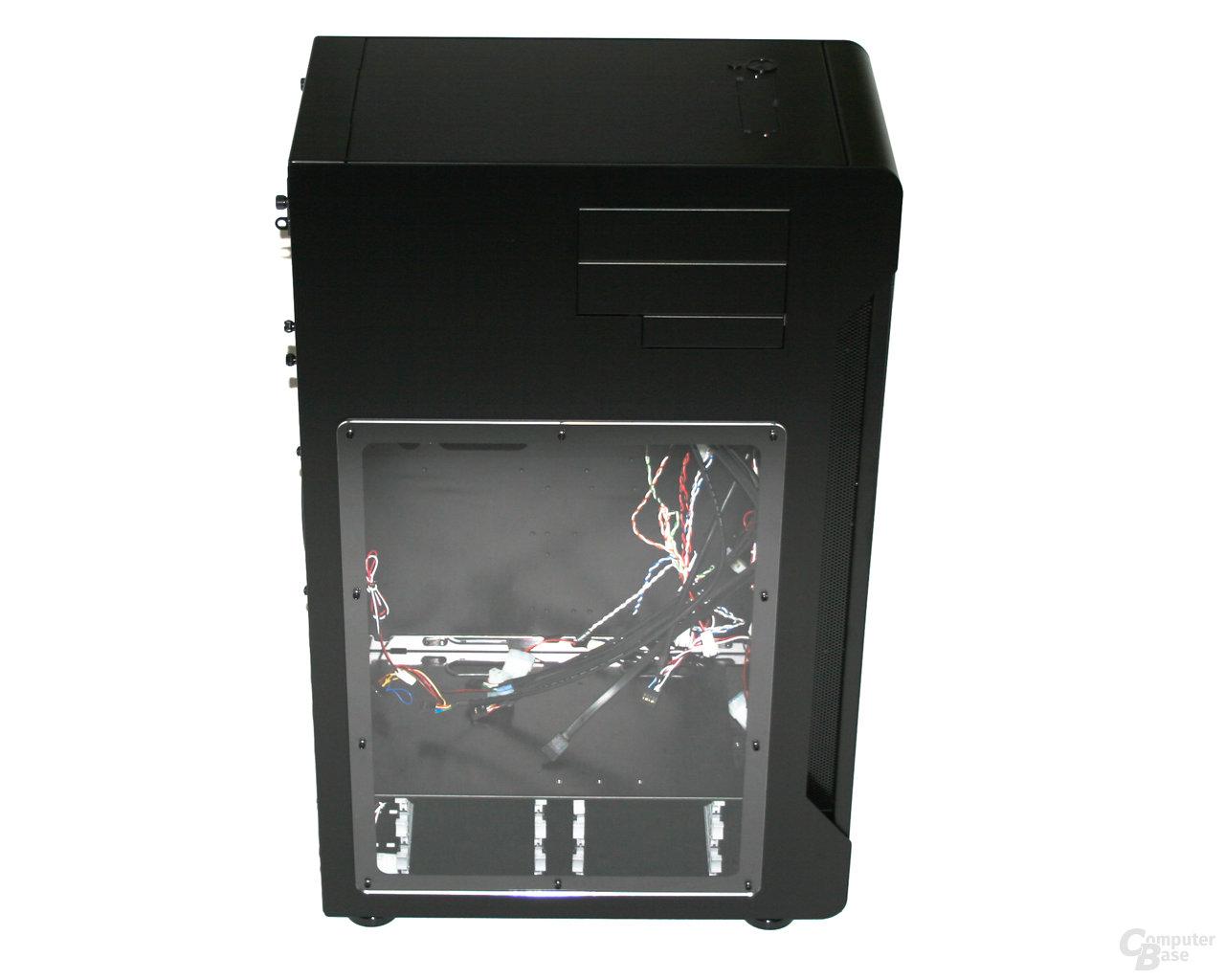 Lian Li TYR Super-Case PC-X2000BW – Sichtfenster-Seitenteil