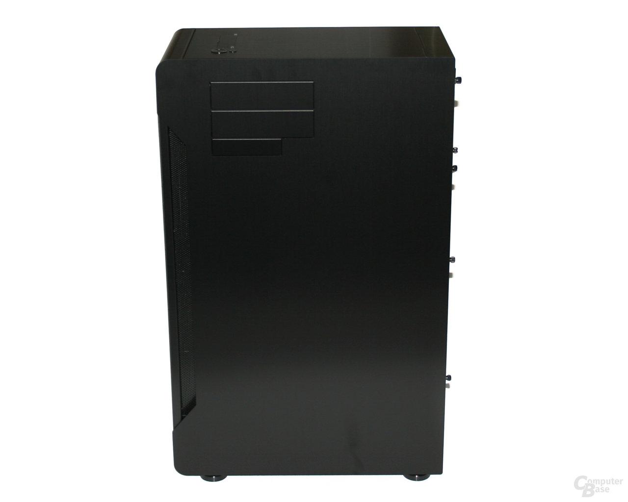 Lian Li TYR Super-Case PC-X2000BW – Seintenansicht rechts