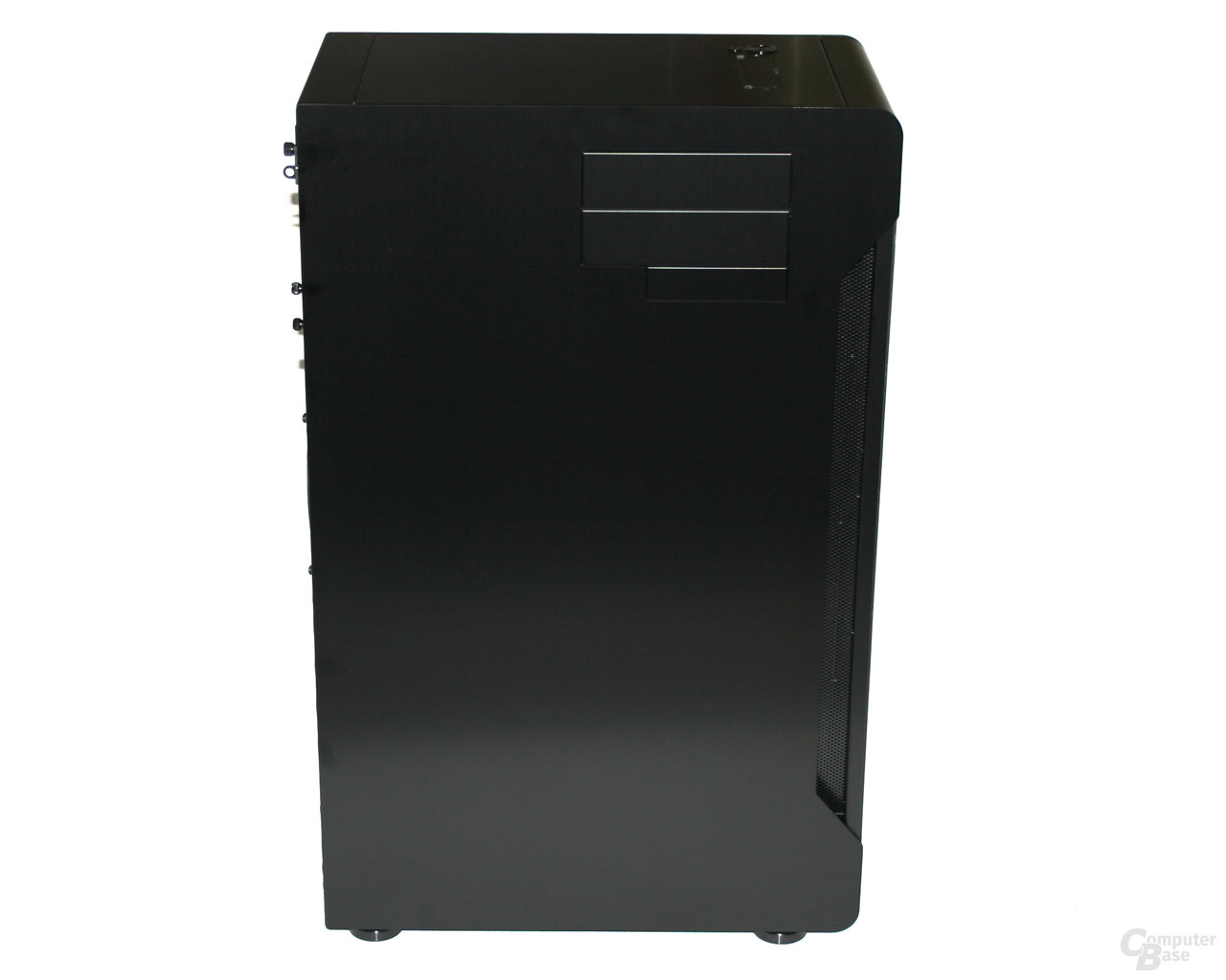 Lian Li TYR Super-Case PC-X2000BW – Seitenansicht links
