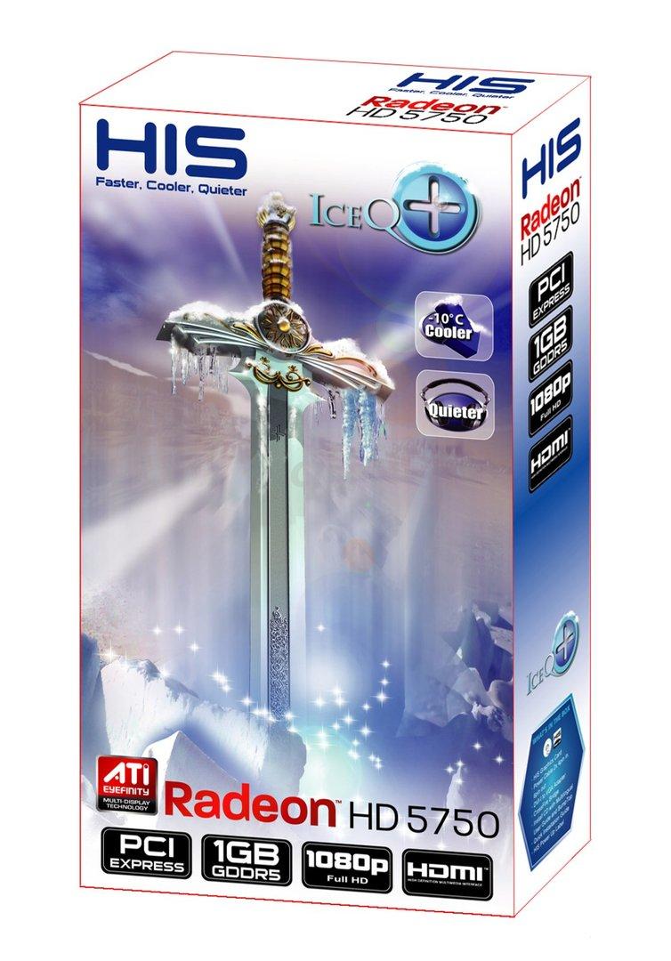 HIS Radeon HD 5750 IceQ+