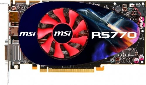 MSI Radeon HD 5770