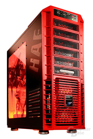 Cooler Master HAF AMD Edition Tower