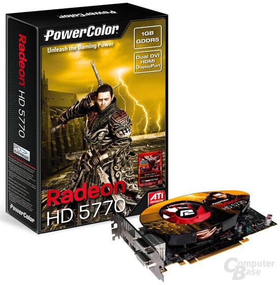 PowerColor Radeon HD 5770 mit neuem Kühler