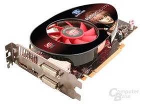 Sapphire Radeon HD 5770 mit neuem Kühler