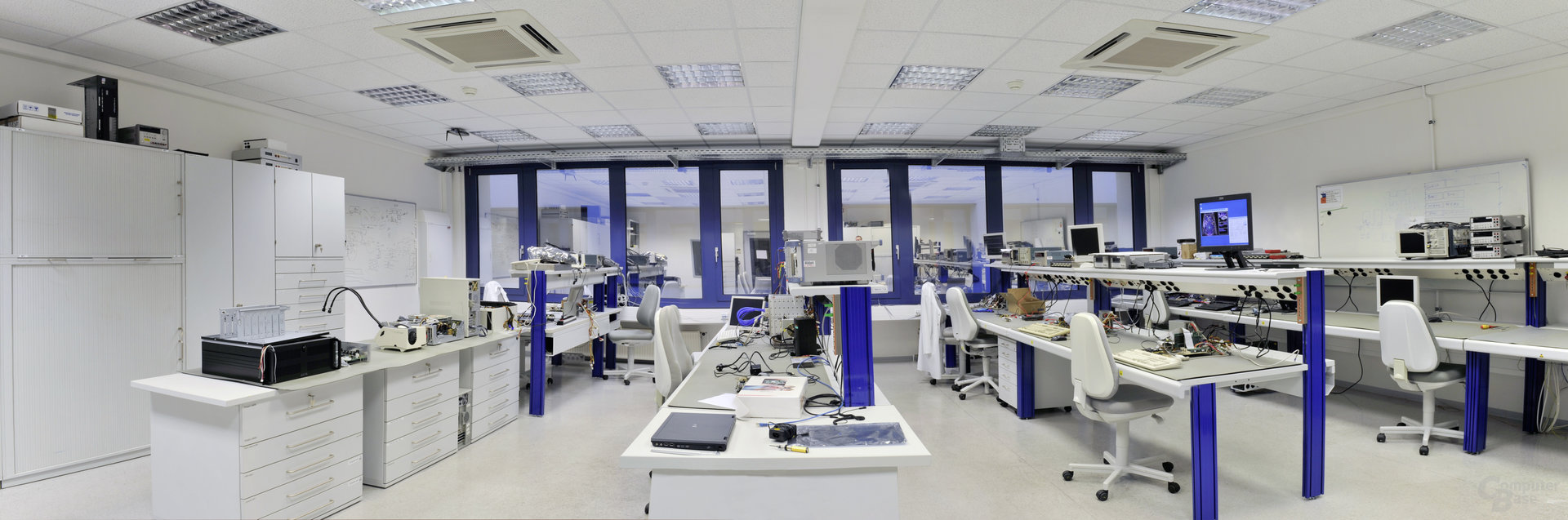 Intel Braunschweig - Labore