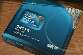 Intel DH55TC mit H55-Chipsatz