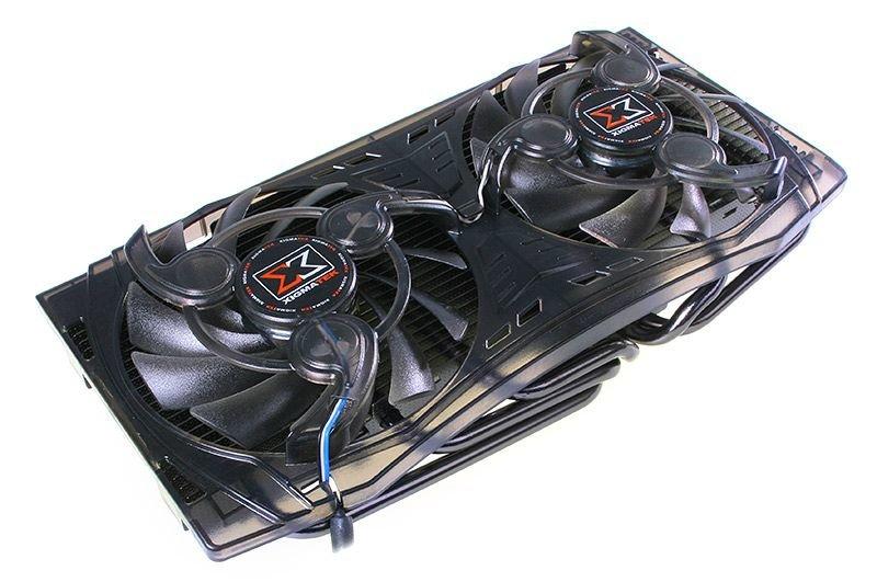Xigmatek Bifrost VD1065 VGA-Cooler – Blackline Edition Rev.2