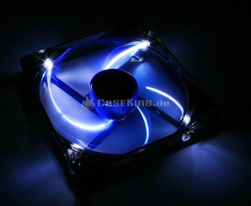 Xigmatek XLF-F1454 Blueline LED Lüfter – 140mm