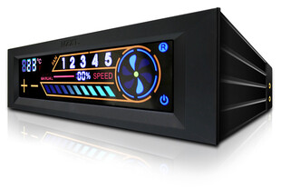 NZXT Sentry 2 TouchScreen Fan-Controller