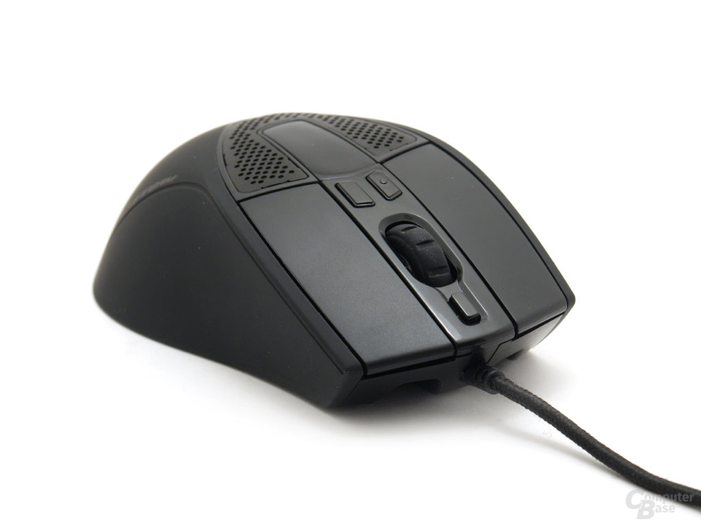 CM Storm Sentinel Advance Gaming Mouse – black