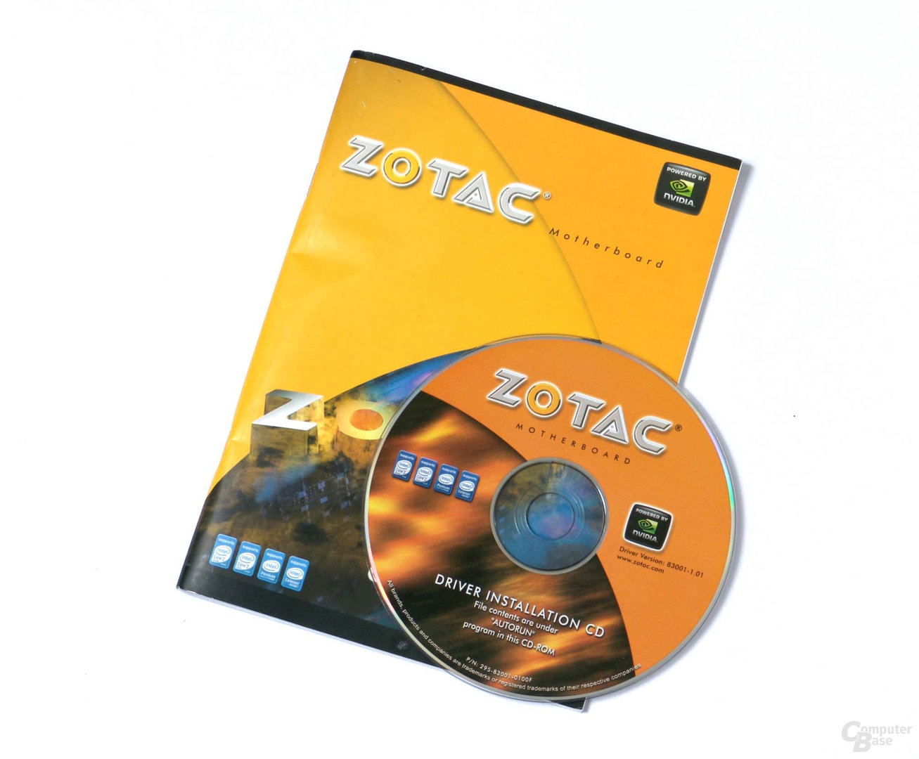 Zotac GeForce 9300-ITX WiFi (GF9300-I-E)