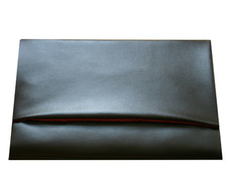 Apple Cinnamon Toast Notebooktasche von Raedan.de