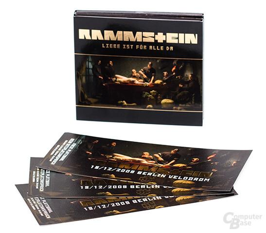 Rammstein-Karten