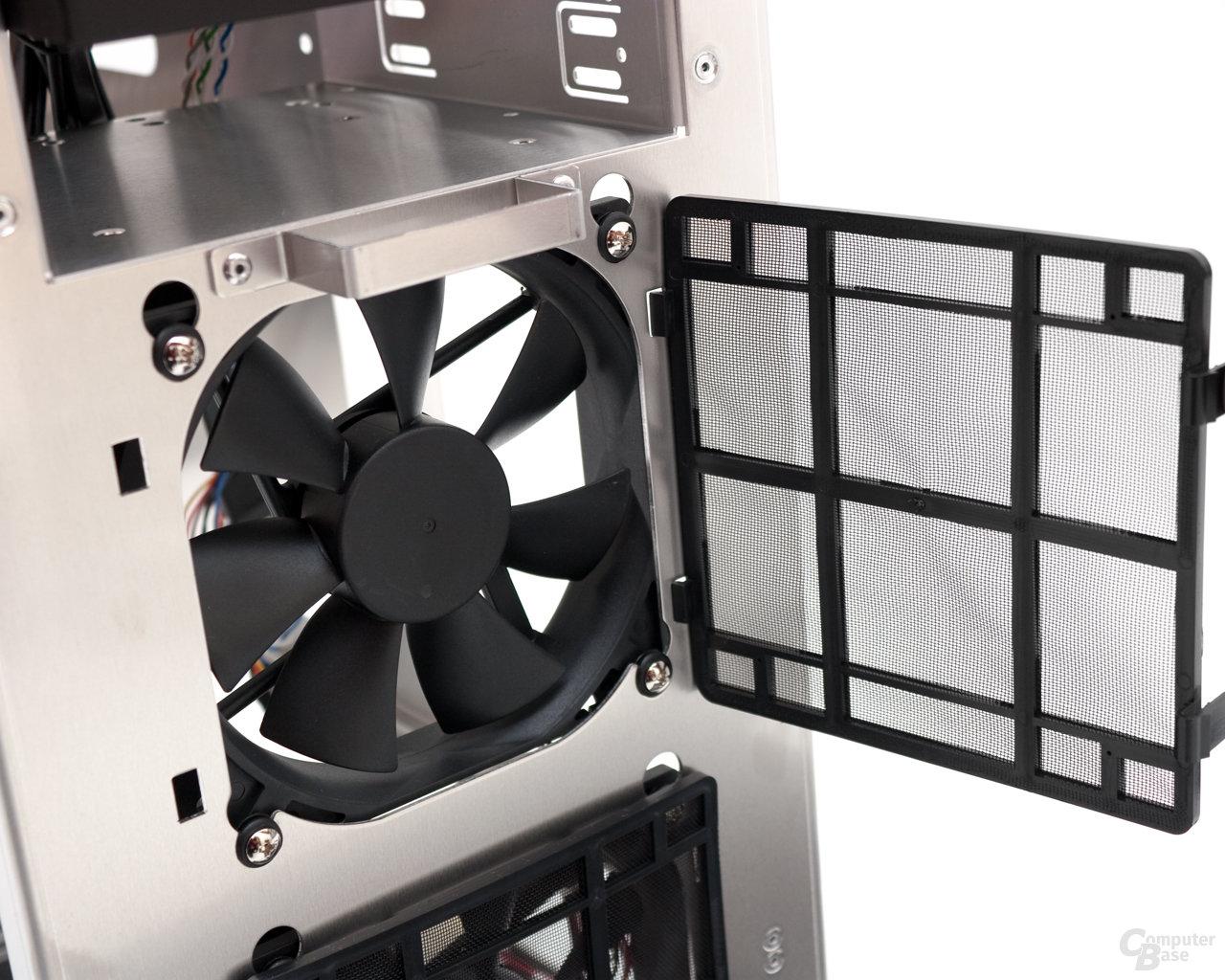 Lian Li PC-B25F – Staubfilter
