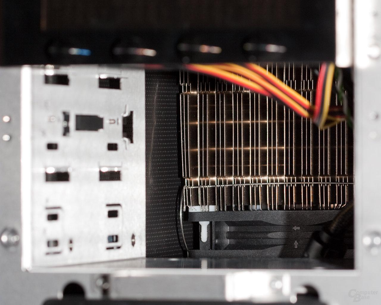 Lian Li PC-B25F – Platzverhältnisse
