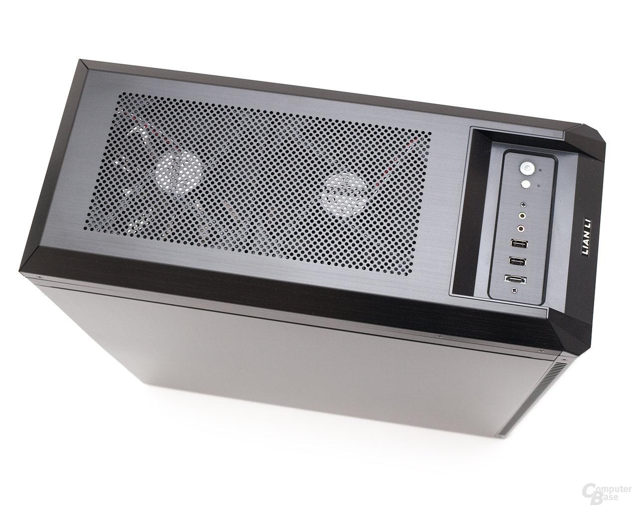 Lian Li PC-B25F – Deckel