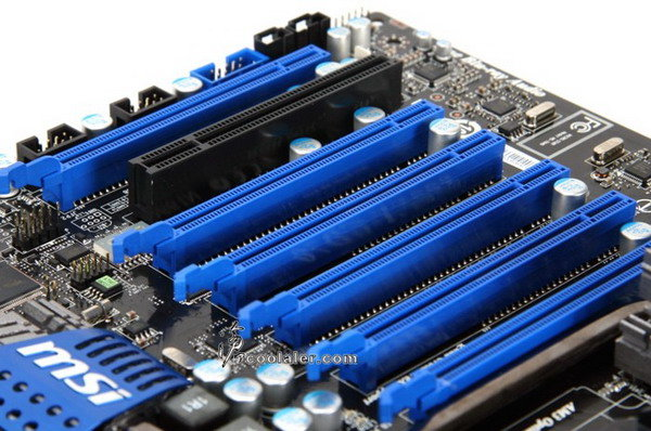 MSI 890FX-GD70 Motherboard