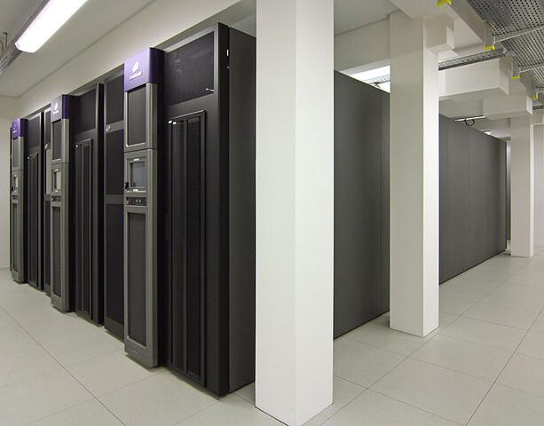 Speichersystem im DKRZ