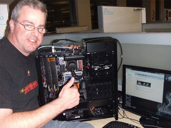 Nvidia GeForce auf Basis des Fermi