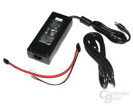 OrigenAE M10 – Netzteil und Strom-/Datenkabel