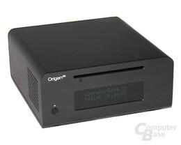 OrigenAE M10 – programmiertes Front-Display