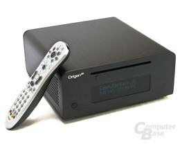 OrigenAE M10 – Display und Fernbedienung