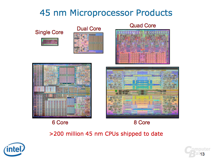 Intel 32 nm Technology Update