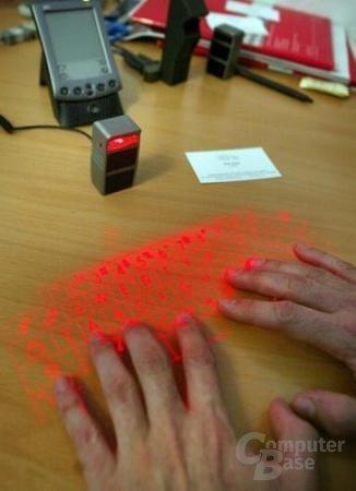 Das virtuelle Keyboard