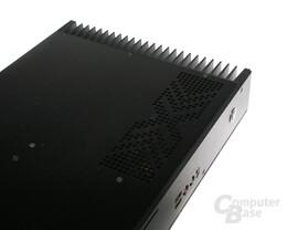 Soartec picoX – Lüftungslöcher