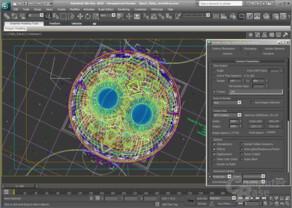 "Autodesk 3ds Max 2010 mit ""SPECapc for 3ds Max 9"""
