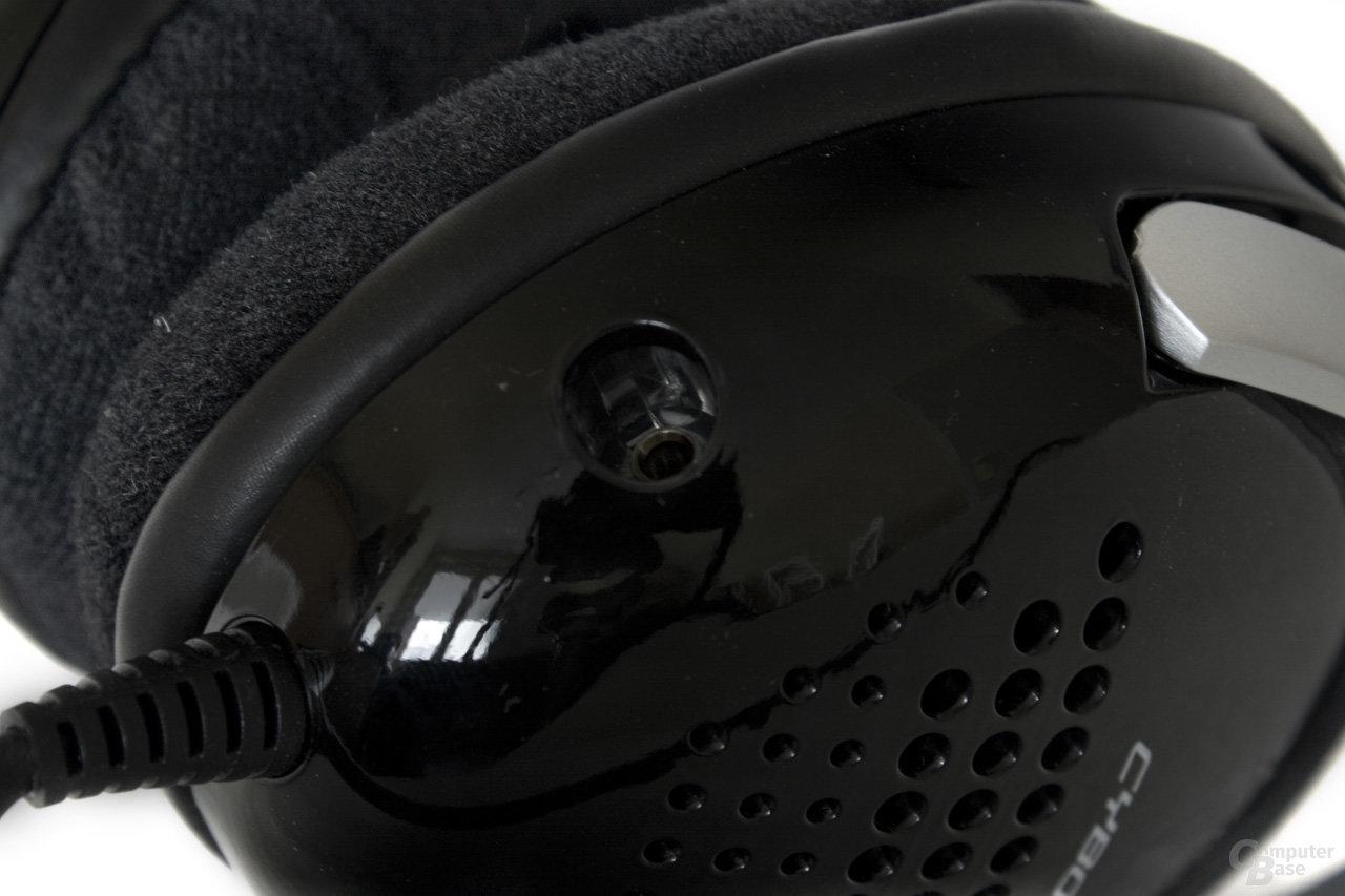 einsteckbares Mikrofon 2