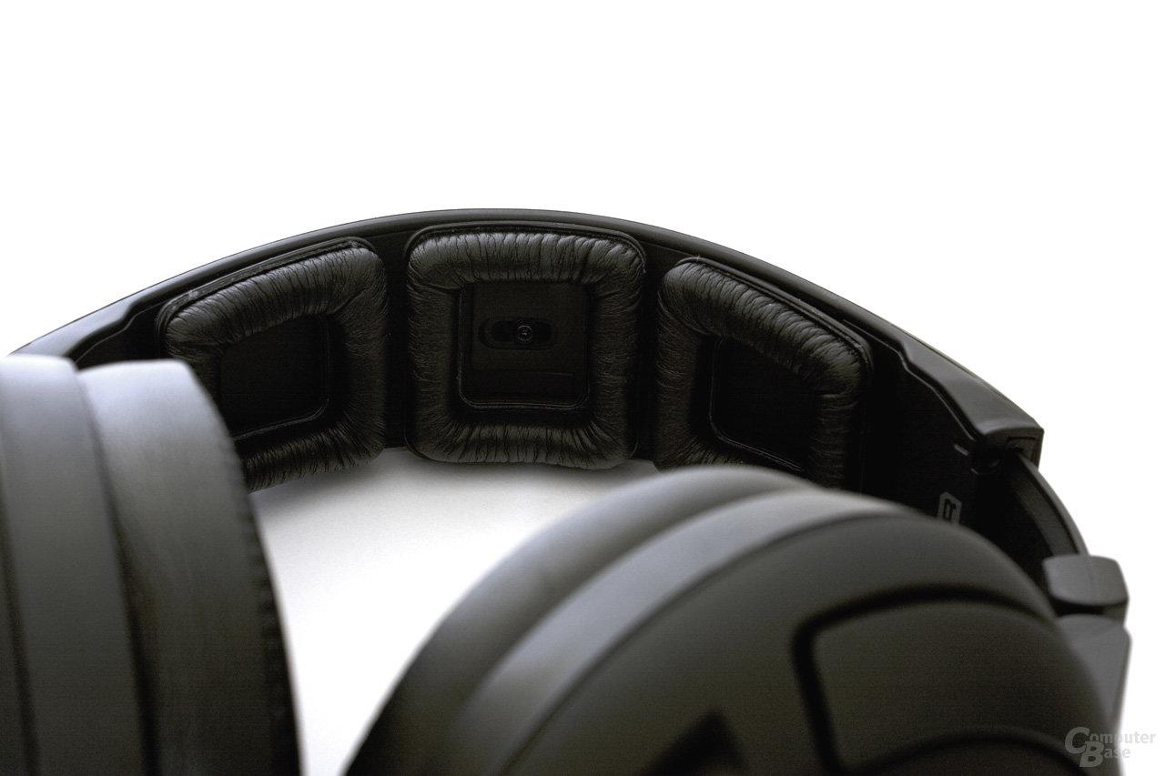 Kopfpolsterung des Roccat-Headsets